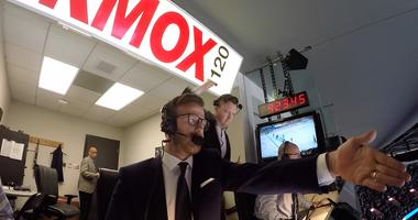 WATCH: Reactions from inside the KMOX booth for every goal in Game 6