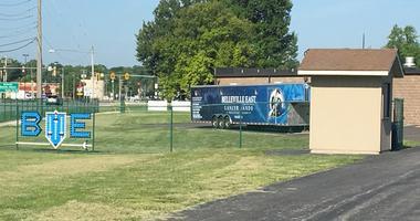 belleville east high school sports field
