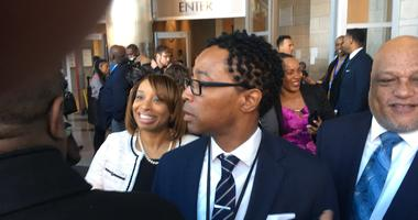 """St. Louis Country Prosecutor Wesley Bell unveils """"The Bell Plan."""""""