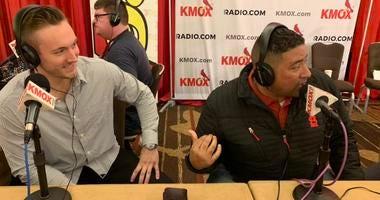 Andrew Knizner, Bengie Molina