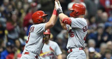 Cardinals, Goldschmidt, Carpenter