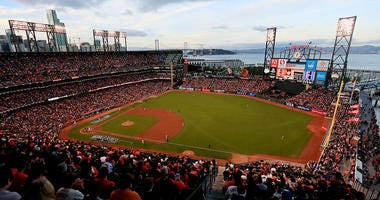 Oracle Park, Giants