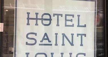 Hotel Saint Louis