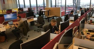 New offices open in Ballpark Village in St. Louis