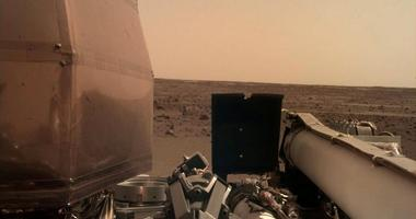 Mars InSIght photo
