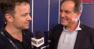 Golf on CBS's Jim Nantz with KMOX's Tom Ackerman.