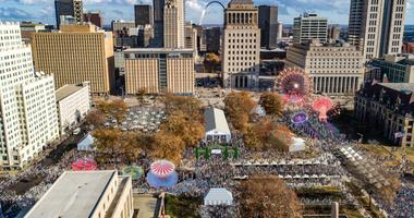 The Great North American Oktoberfest in St. Louis commences during the final days of the festival in Munich to allow travelers to experience both events.