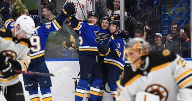 Blues vs Bruins: The full Stanley Cup Final schedule is here