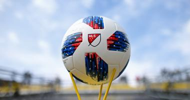 MLS soccer ball