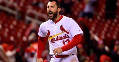 St. Louis Cardinals first baseman Matt Carpenter
