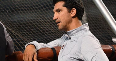 Arizona Diamondbacks general manager Mike Hazen
