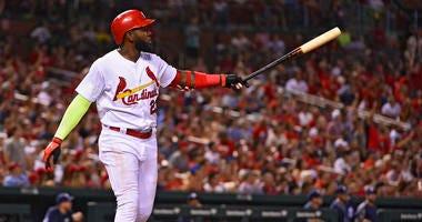 St. Louis Cardinals outfielder Marcell Ozuna.