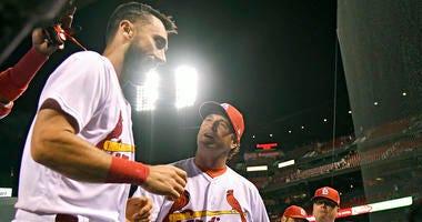 Matt Carpenter of the St. Louis Cardinals.