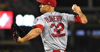 St. Louis Cardinals pitcher Jack Flaherty.