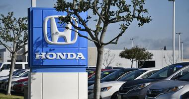 Visalia Honda, located on Ben Maddox Way, on Monday, February 18, 2019.