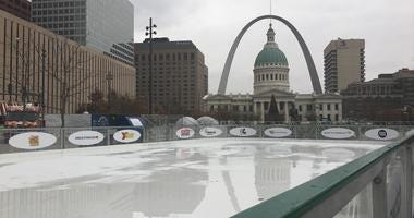 The rink at Winterfest is back