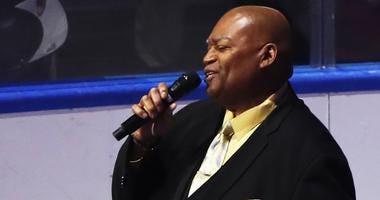 St. Louis Blues Charles Glenn