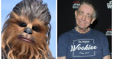 Chewbacca, Peter Mayhew