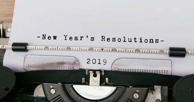 New Years Resolution 2019