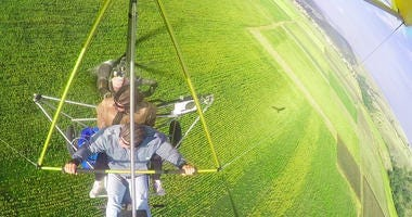 hang gliding accident   KMOX-AM