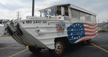 Missouri duck boat
