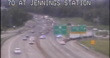 I-70 at Jennings Station