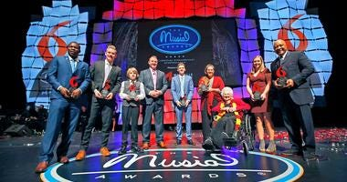 Musial Awards 2018 honorees