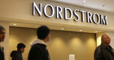 Nordstrom store in Chicago.