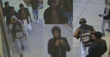 St. Louis police requesting assistance in identifying these suspects relative to an assault.