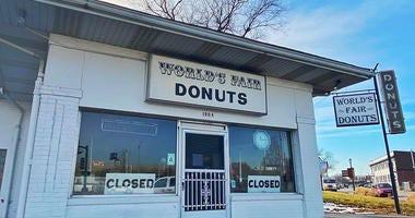 worlds fair donuts
