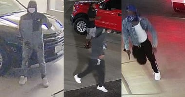 suspects, police, Don Brown Chevrolet