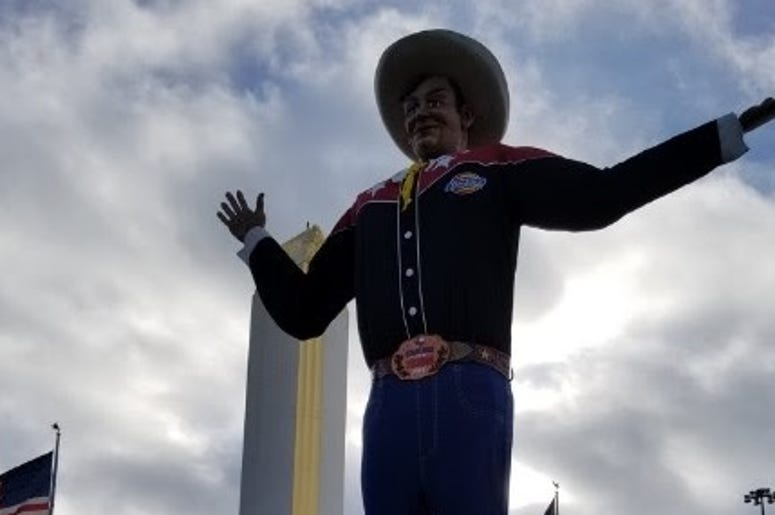 Bob Boykin - Voice of Big Tex (2013-2019)
