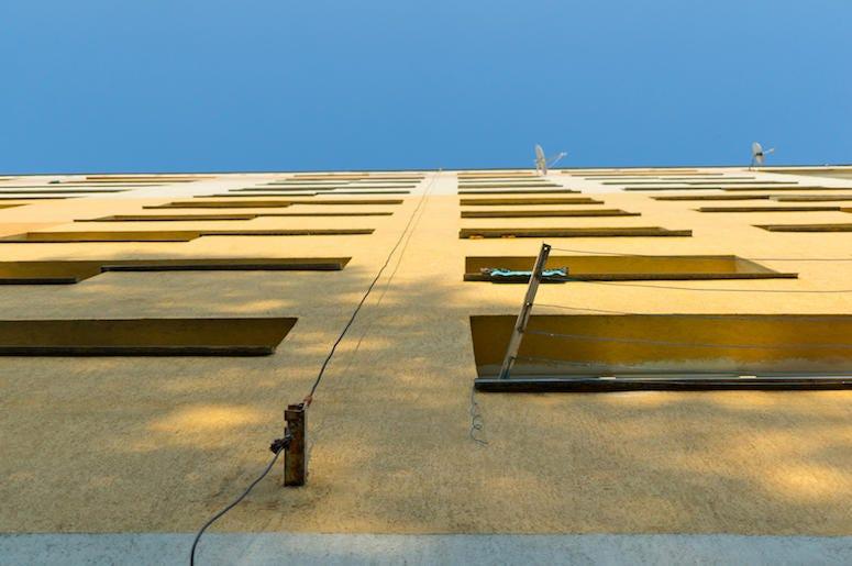 Escala edificio