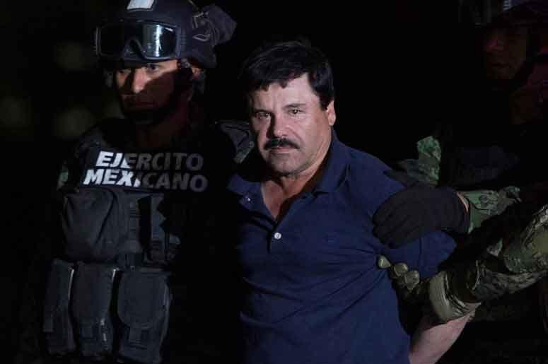 Pruebas Contra El Chapo