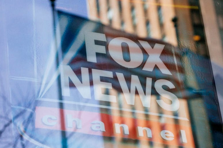 21st Century Fox Sold To Walt Disney Co. For Over 70 Billion Dollars NEW YORK, NY - MARCH 20: The News Corp. building on 6th Avenue, home to Fox News, the New York Post and the Wall Street Journal, on March 20, 2019 in New York City, New York. Disney acqu
