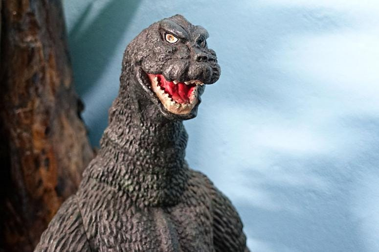 Arbol Godzilla