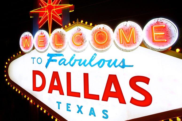Welcome to Dallas (signal like Las Vegas)