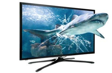 3D LED SMART TV