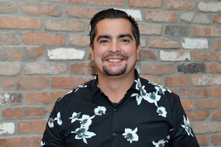 Chef Aaron Sanchez attends a MasterCard Exclusive Event: Tacos and Tequila hosted by Aaron Sanchez at Eventi Hotel on October 13, 2016 in New York City.