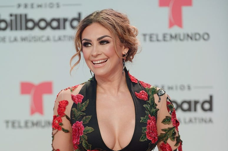 Aracely Arambula attends the Billboard Latin Music Awards at Watsco Center on April 27, 2017 in Miami, Florida.