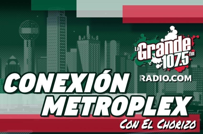 Conexión Metroplex del Domingo 22 De Marzo
