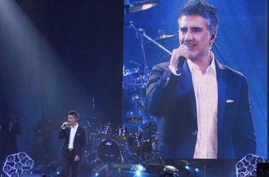 Latin superstar Alejandro Fernandez performs Saturday night in the Don Haskins Center. Fernandez, son of famed Ranchero singer Vicente Fernandez, has sold more than 30 million albums worldwide.