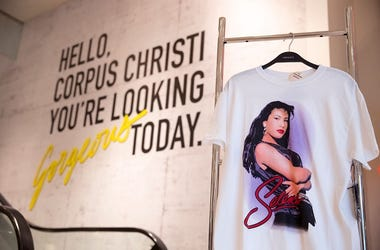 "Forever 21 debuted ""The White Rose\"" collection Thursday, March 21, 2019. The line is dedicated to the late Tejano singer, Selena Quintanilla-Perez. The collection is limited edition and will not be ..."