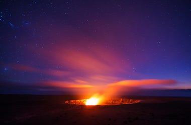 Explota Volcan En Hawaii