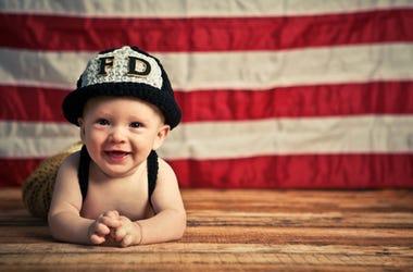 Bomberos Tienen Bebes