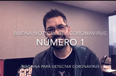 Buenas Noticias Del Coronavirus