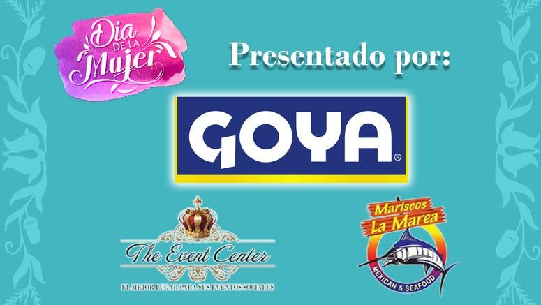 Goya Sponsors