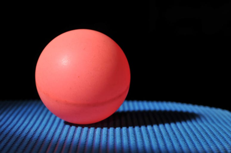 Pelota de ping pong