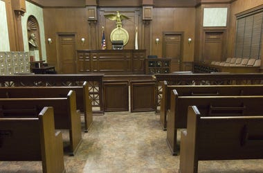 Courtroom Seating