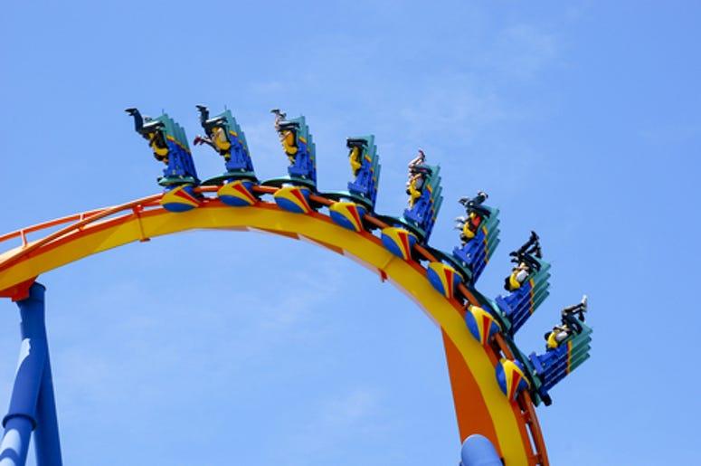 Juego Batman En Six Flags